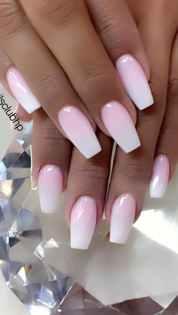 Cute and Beauty Ombre Nail Design ideas for This Year 2019 – Page 18 of 24 – Daily Women Blog