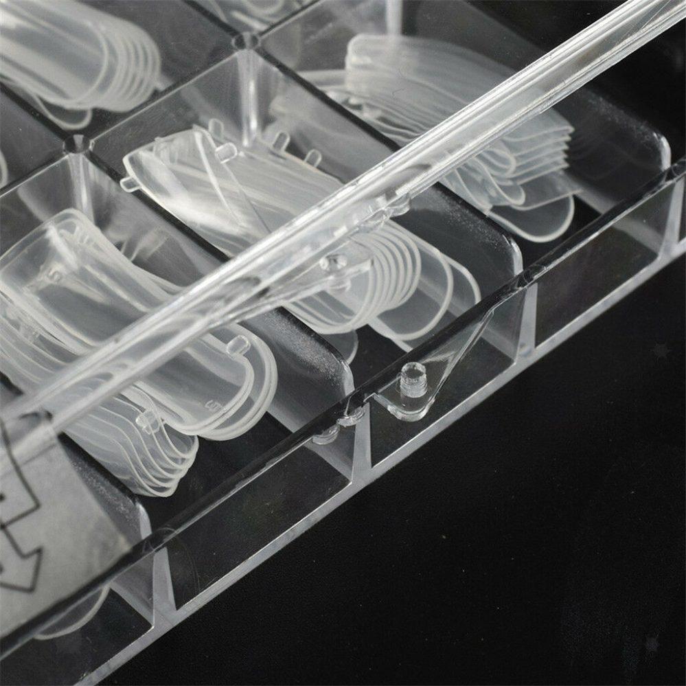 Pointes acryliques naturelles Faux ongles complets 100x pour l'affichage  Price : 3.24  Ends on :   Voir sur eBay   …