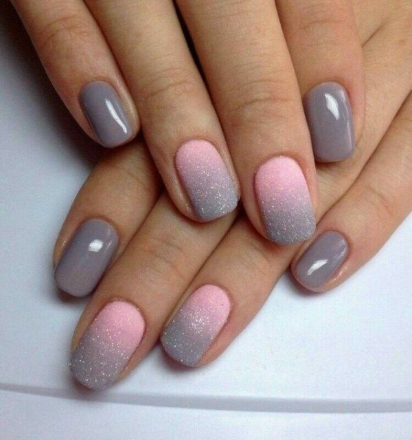 nail-art-ideas-2017-119 76+ Hottest Nail Design Ideas for Spring & Summer 2019 Source by aackermans1538   …