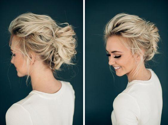 10 verbluffend doen kapsels – Bun Updo Hair Style ontwerpen voor vrouwen  #kapsels #ontwerpen #style #verbluffend #vrouwen Source by bestekapselstrends   …