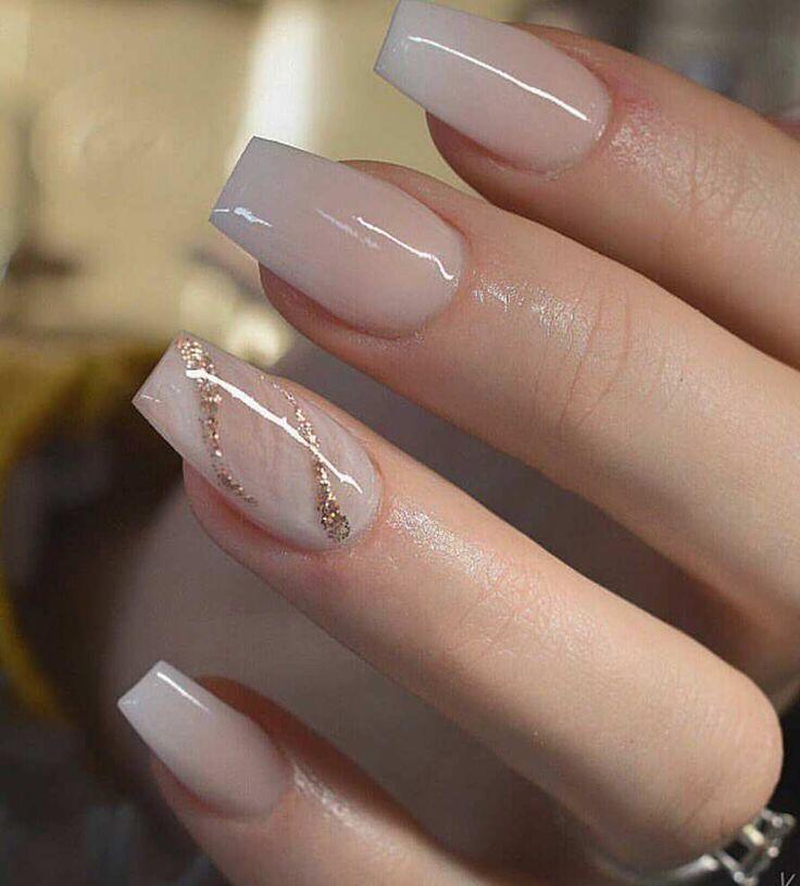 Popular 40+ Elegant Look Bridal Nail Art Ideas Source by vurorv   …