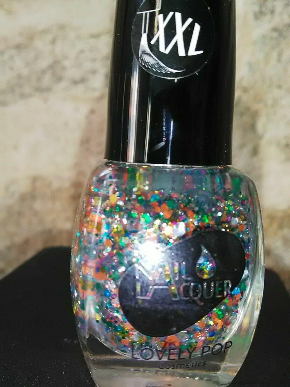 Vernis à Ongles paillettes multicolore  Price : 1.40  Ends on :   Voir sur eBay   …
