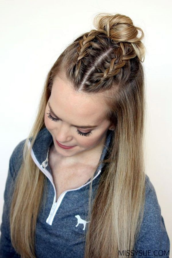 #braid #black #perfectcurls #blonde #style #haircut  Source by suzevandervalk   …