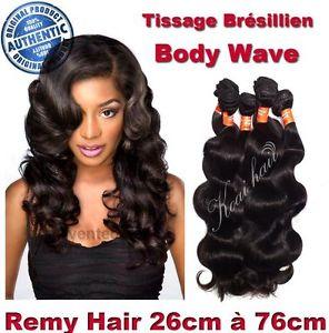 Extension Cheveux Tissage Brésilien Naturel 26CM / 76CM 100G Extension cheveux  Prix : 33.15  Termine le : 2019-11-02 12:55:22  Vu sur eBay  …