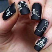 Top 100 Popular Ideas of Christmas Nails Designs To Try in 2019 Sumcoco Source by nathaliedesiree   …