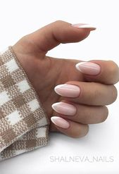 Fresh French Nail Designs: French Manicure Ideas Source by babe2206   …