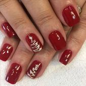30+ Amazing Nail Art Design For Your Christmas Or New Year 2020 – Page 29 – Chic Cuties Blog Source by tatanabolotova   …