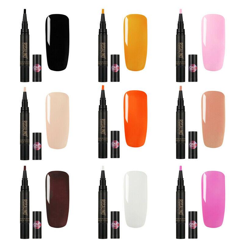 Rosalind Vernis À Ongles Gel Ongles À Crayon Gel Scintillant En une Étape Se JKO  Price : 1.95  Ends on :   Voir sur eBay   …