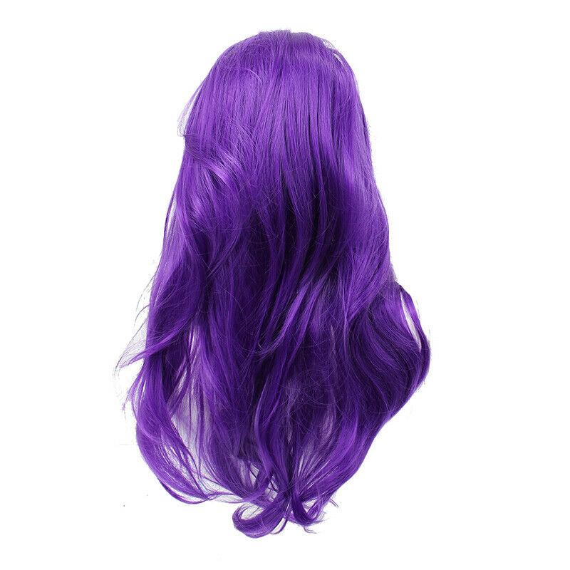1X(Perruques Bouclees de Cosplay pour les Femmes Avec Cheveux Long Boucles P E3T  Prix : 6.81  Termine le : 2020-01-26 18:28:02  Vu sur eBay  …