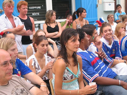 Posté par davecook  sur 2006-07-14 14:36:36      Tagged:  , World , cup , France , Italy   …
