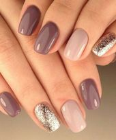 33 Stunning Nail Art Ideas, Nail art are an amazing method to convey what needs be and even accommodated your dress. Nail plans offer truly stunning and fun nail patterns for any…, Casual Style Source by lauwtuhh   …