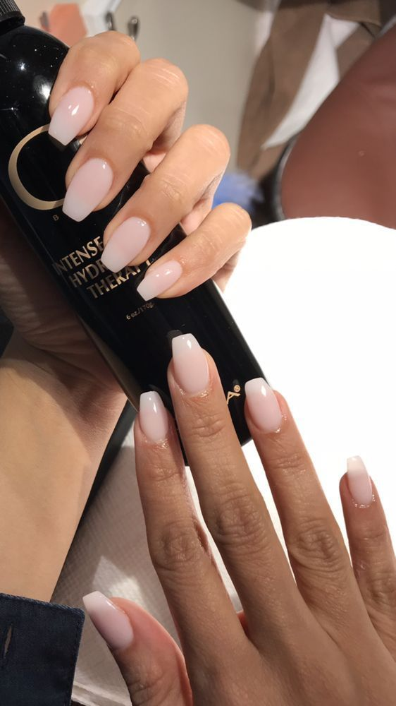 Photo of DX Organic Nails & Spa – Bethesda, MD, United States. SNS Dipping Powder with the new technique by David Source by lisafirle   …
