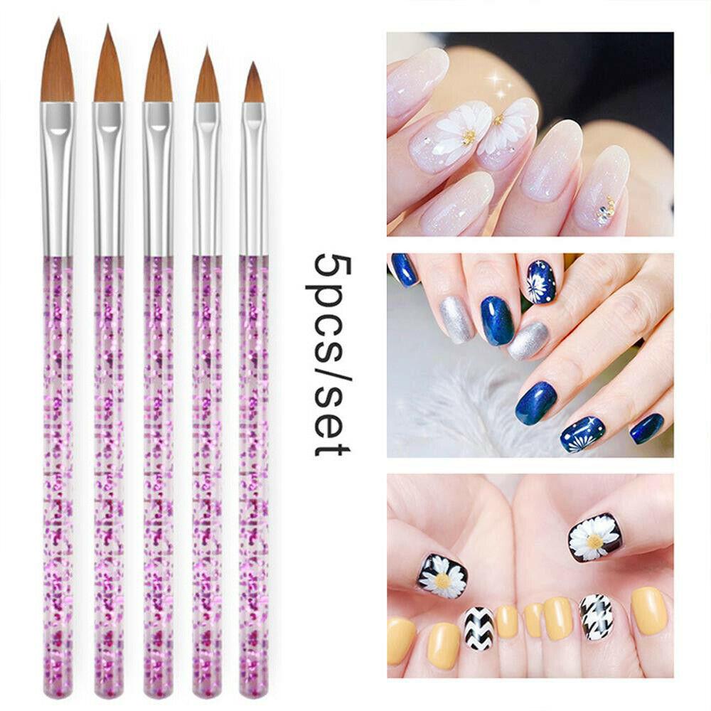 gradient Pinceau à ongles Brosse à graver Pinceau à ongles Poignée de cristal  Price : 2.41  Ends on :   Voir sur eBay   …