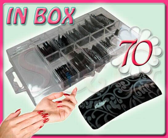 Belles Tip Tips Mains Ornées en Boîte Reconstruction Ongles Gel UV Nail  Price : 9.00  Ends on :   Voir sur eBay   …