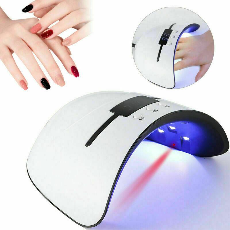 36W Manucure et pédicure LED Lampe UV Ongles sèche Vernis à ongle en gel.. USB  Price : 10.39  Ends on :   Voir sur eBay   …