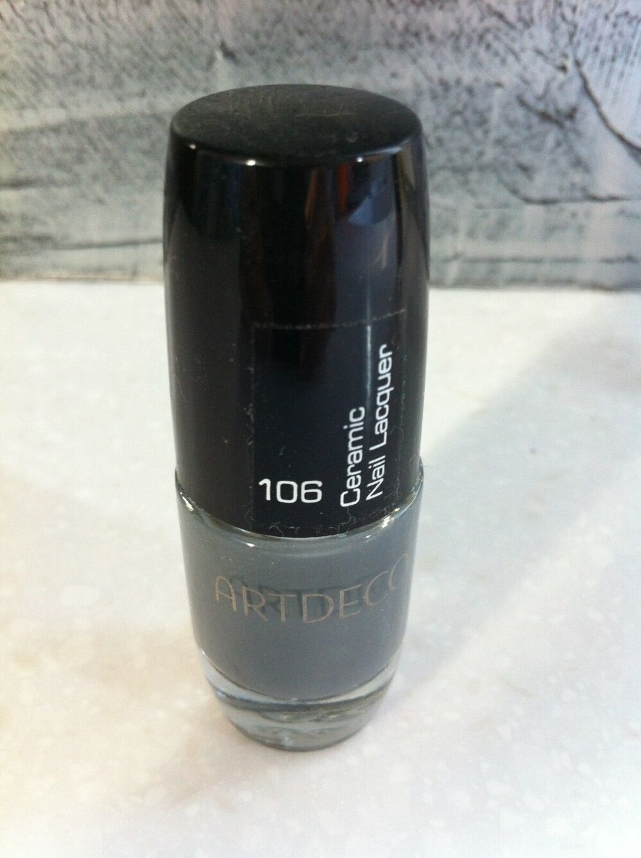 ARTDECO – CERAMIC NAIL LACQUER – Vernis à ongles n°106  Price : 7.50  Ends on :   Voir sur eBay   …