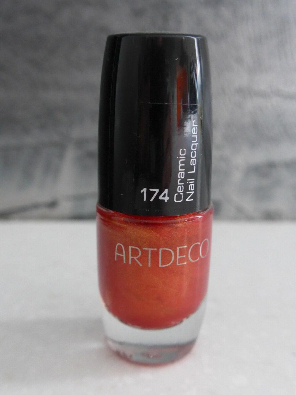 ARTDECO – CERAMIC NAIL LACQUER – Vernis à ongles n°174 – GOLDEN PERSIMMON  Price : 7.50  Ends on :   Voir sur eBay   …