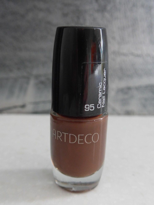 ARTDECO – CERAMIC NAIL LACQUER – Vernis à ongles n°95  Price : 7.50  Ends on :   Voir sur eBay   …