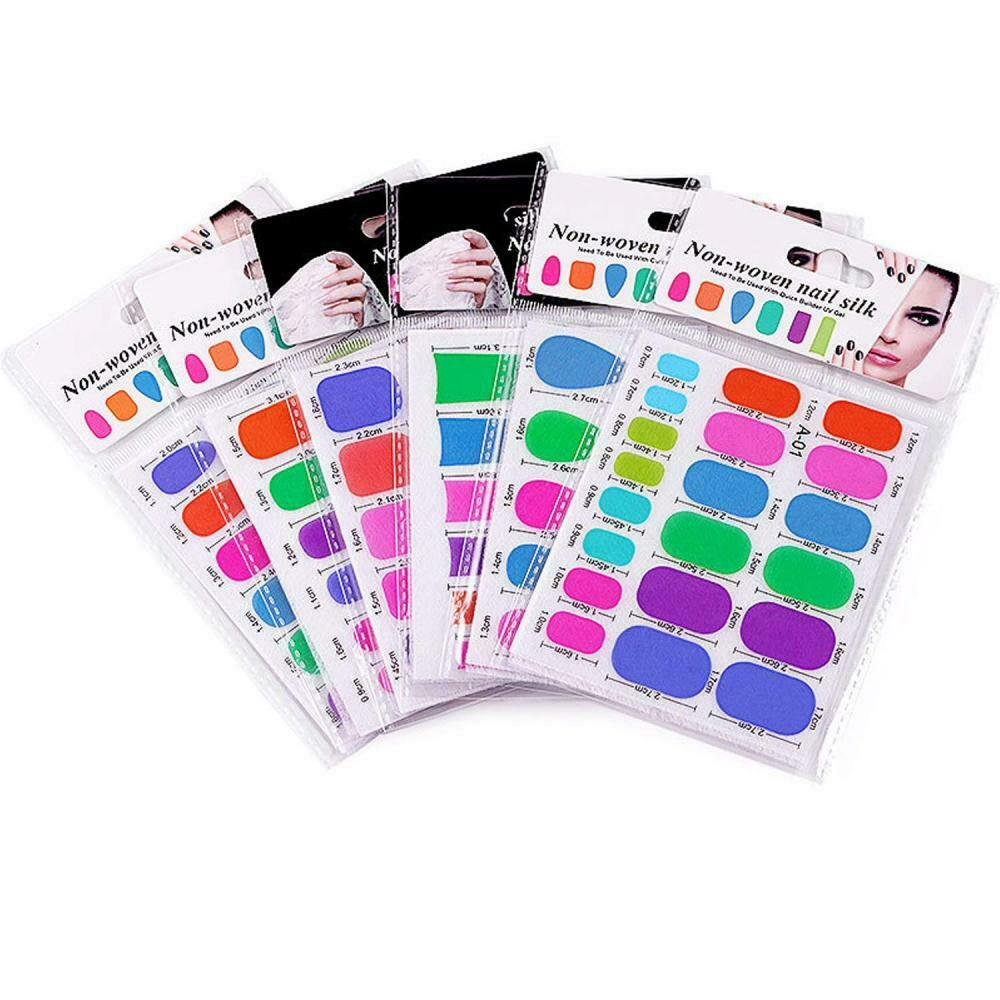 Ebanku Extension d'ongle en fibre de verre, 12PCS kit d'ongles gel pour…   Price : 18.91  Ends on :   Voir sur eBay   …