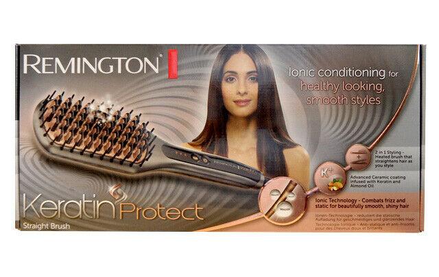 Remington CB 7480 Kératine Protection Brosse de Lissage  Prix : 44.09  Termine le : 2020-08-10 03:38:47  Vu sur eBay  …